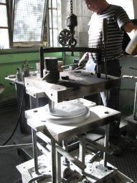 Grillpfanne Herstellung