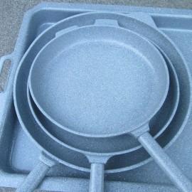 Pfanne keramikbeschichtet